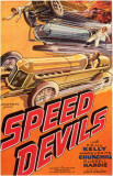 Speed Devils Masterprint