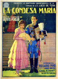 Condesa Maria Masterprint
