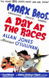 A Day At The Races Masterprint