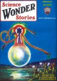 Science Wonder Stories Masterprint