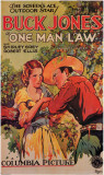 One Man Law Masterprint