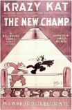 New Champ Reproduction image originale