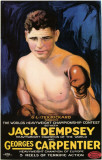 Jack Dempsey vs. Georges Carpenter Masterprint
