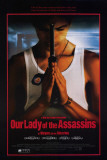Our Lady of the Assassins Masterprint