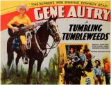 Tumbling Tumbleweeds Masterprint