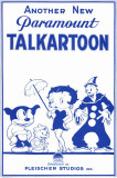 Talkartoon Masterprint