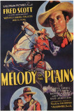 Melody of the Plains Masterprint