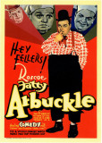 Fatty Arbuckle Masterprint