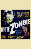 White Zombie Masterprint