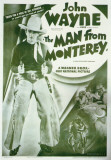 Man From Monterey Masterprint