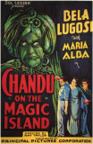 Chandu on the Magic Island Masterprint