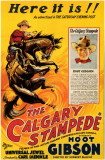 The Calgary Stampede Masterprint
