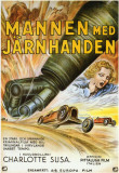 Man With the Iron Hand Affiche originale