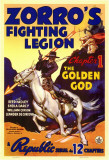 Zorro's Fighting Legion Masterprint