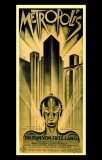 Metropolis Masterprint