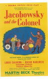Jacobowsky And The Colonel Masterprint