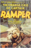 Strange Case of Captain Ramper Masterprint