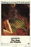 Emmanuelle- The Joys of a Woman Masterprint