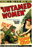 Untamed Women Masterprint