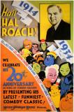 Hail Hal Roach Masterprint