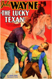 Lucky Texan Masterprint