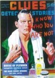 Clues Detective Stories Masterprint