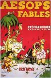 Aesop's Fables Masterprint