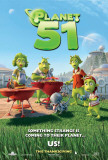 Planet 51 Reproduction image originale