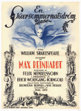 Midsummer Night&#39;s Dream Masterprint