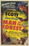 Man of the Forest Masterprint