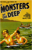 Monsters of the Deep Masterprint