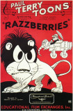 Razzberries Masterprint