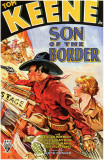 Son of the Border Masterprint