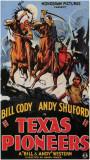 Texas Pioneers Masterprint