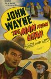Man from Utah Masterprint