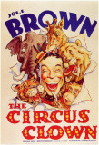 Circus Clown Masterprint