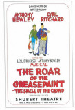 The Roar Of The Greasepaint Smell Of The Crowd Masterprint