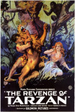 Revenge of Tarzan Masterprint