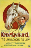 Land Beyond the Law Masterprint