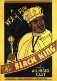 The Black King Masterprint