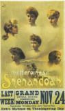 The Heroines Of Shenandoah Masterprint