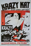 Krazy Kat Masterprint