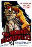 Hound of The Baskervilles Masterprint