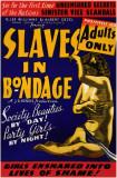 Slaves in Bondage Masterprint