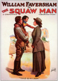 Squaw Man Masterprint