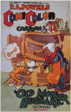 Old Mother Hubbard Masterprint