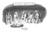 """""""Y-y-yep."""" - New Yorker Cartoon Premium Giclee Print by Julia Suits"""