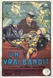 Un Vrai Bandit Masterprint