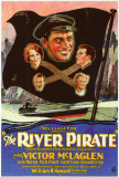 River Pirate Masterprint