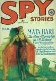 Spy Stories Masterprint